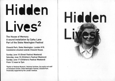 5 %22Hidden Lives2%22 invite