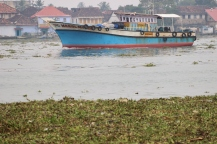 Fishing boat Kochi