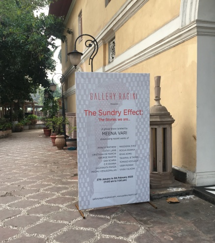 The Sundry Effect at Bikaner House, Delhi